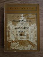 Anticariat: Iosif Pervain, Ioan Chindris - Corespondenta lui Alexandru Papiu Ilarian II