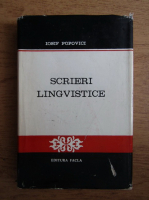 Anticariat: Iosif Popovici - Scrieri lingvistice