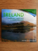 Ireland. Landmarks, landscapes and hidden treasures