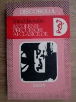 Anticariat: Irina Mavrodin - Modernii, precursori ai clasicilor