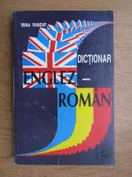 Anticariat: Irina Panovf - Dictionar roman englez