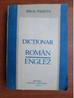 Anticariat: Irina Panovf - Dictionar Roman-Englez