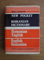 Irina Panovf - New Pocket Romanian dictionary. Romanian - English. English - Romanian