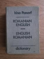 Irina Panovf - Romanian English. English Romanian