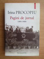 Irina Procopiu - Pagini de jurnal (1891-1950)