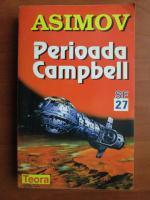 Isaac Asimov - Perioada Campbell
