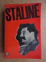 Anticariat: Isaac Deutscher - Staline