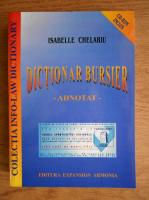 Anticariat: Isabelle Chelaru - Dictionar bursier adnotat
