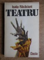Isaiia Racaciuni - Teatru