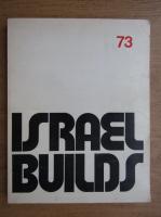 Anticariat: Israel builds (editie bilingva)