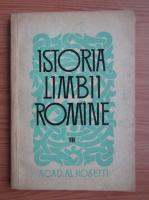 Istoria limbii romane, volumul 3. Limbile slave meridionale