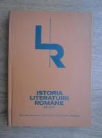 Anticariat: Istoria literaturii romane, studii