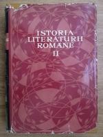 Istoria literaturii romane (volumul 2)