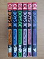 Anticariat: Itabashi Masahiro - Boys be (6 volume)