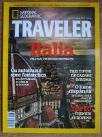 Italia (colectia National Geographic Traveler, nr 6)