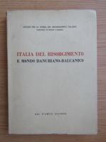 Anticariat: Italia del risorgimento e mondo danubiano-balcanico