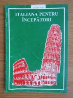 Anticariat: Italiana pentru incepatori. Lectiile 9 si 10