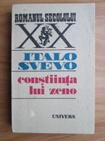 Anticariat: Italo Svevo - Constiinta lui Zeno
