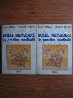 Anticariat: Iulian Mincu, Nicolae Hancu - Bolile metabolice in practica medicala (2 volume)