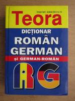 Iulian Tomeanu - Dicitonar roman-german si german-roman
