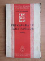 Iulian Vesper - Primavara in tara fagilor (1938)