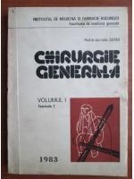 Iuliu Suteu - Chirurgie generala (volumul 1, fascicula 2)