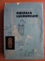 Anticariat: Iulius E. Lips - Obarsia lucrurilor. O istorie a culturii omenirii
