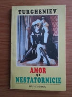 Ivan Sergheevici Turgheniev - Amor si nestatornicie