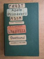 Ivan Turghenieff - Apele primaverii (6 volume coligate, 1910)