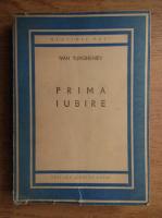 Ivan Turgheniev - Prima iubire (1945)