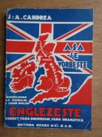 J. A. Candrea - Asa se vorbeste englezeste (1931)