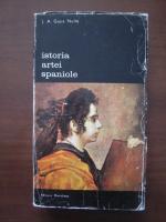 J. A. Gaya Nuno - Istoria artei spaniole