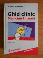 J. Braun, A. Dormann - Ghid clinic. Medicina interna