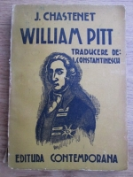 J. Chastenet - William Pitt (1943)