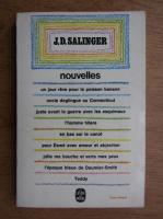 Anticariat: J. D. Salinger - Nouvelles
