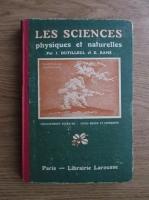 Anticariat: J. Dutilleul, E. Rame - Les sciences physiques et naturelles (1930)