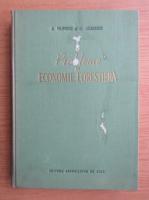 Anticariat: J. Filipovici - Probleme de economie forestiera