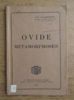 Anticariat: J. J. van Dooren - Ovide, metamorphoses (1940)