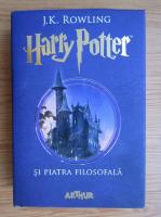 J. K. Rowling - Harry Potter si piatra filosofala