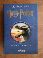 J.K.Rowling - Harry Potter si pocalul de foc