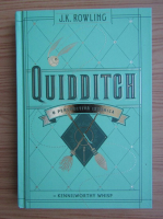 Anticariat: J. K. Rowling - Quidditch. Operspectiva istorica