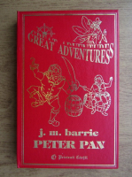 J. M. Barrie - Peter Pan and Wendy. Peter Pan in Kensington Gardens