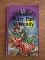 J. M. Barrie - Peter Pan si Wendy
