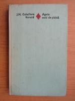 J. M. Caballero Bonald - Agata ochi de pisica