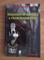 J. Marques - Riviere - Tradarea spirituala a francmasoneriei