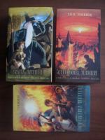 J. R. R. Tolkien - Stapanul inelelor (3 volume)