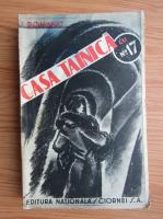 J. Romanet - Casa tainica, nr. 17 (1931)