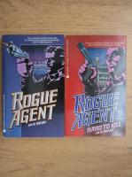 Anticariat: Jack Drake - Rogue agent (2 volume)