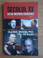 Jacob Van Eriksson - Biografiile secrete ale marilor lideri mondiali. Churchill, Ataturk, Mao, Tito, De Gualle