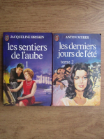 Anticariat: Jacqueline Briskin - Les sentiers de l'aube (2 volume)
